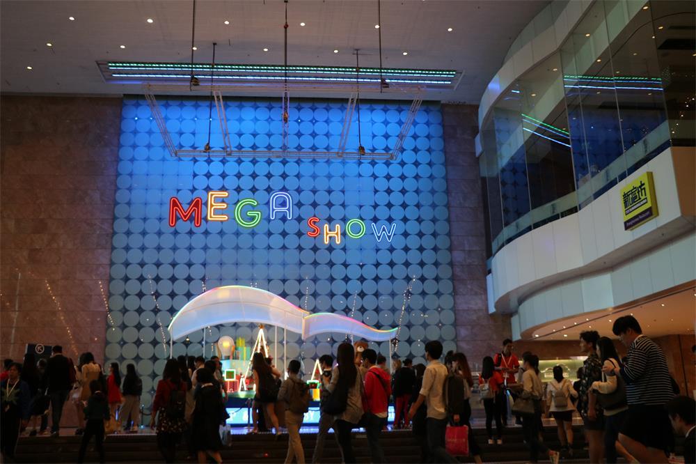 2017年香港MEGA SHOW Part 1展会