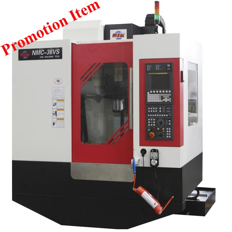 NMC-36VS vertical machining center/  High-Speed, High-Rigity, Compact- Structure,3-Linear Way
