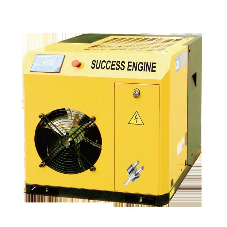 申行健空壓機16個系列產品榮獲節能產品認證