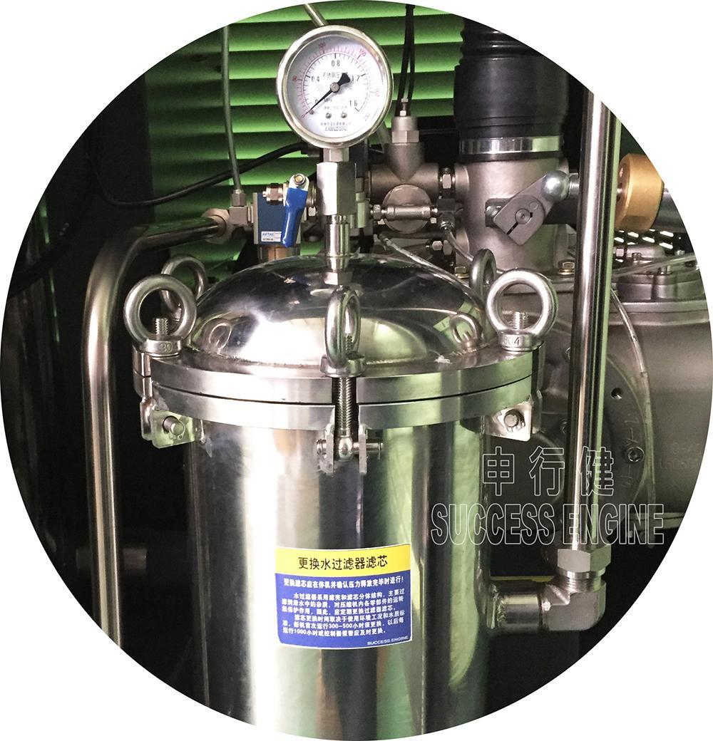 空压机油水分离器会自动排水吗?_车探网