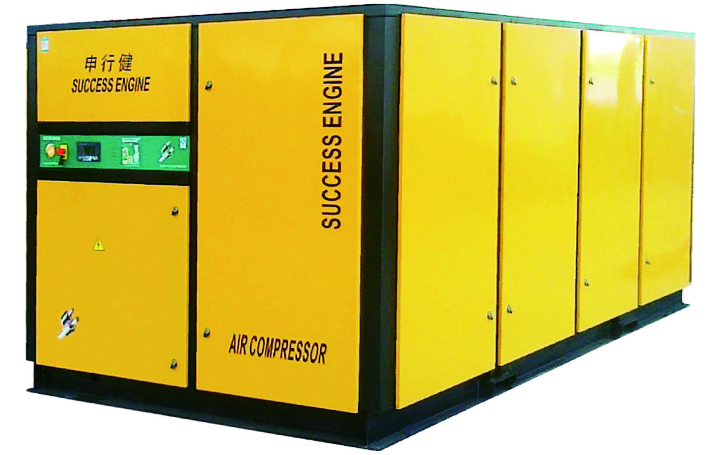 SUCCESS ENGINE Screw Air Compressor 250-630kw Direct Drive Series