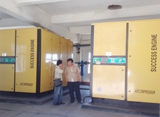 魯西化工水汽二期項目 申行健空壓機再獲青睞