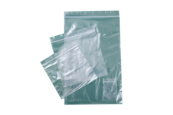 Clear Zip-lock Bag