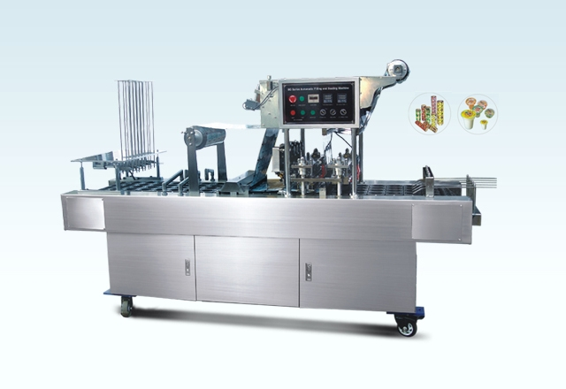 BG60A Automatic Cup Filling And Sealing Machine