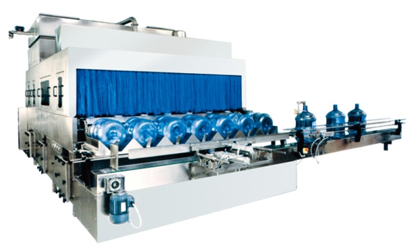 QGF-900 Barreled Production Line