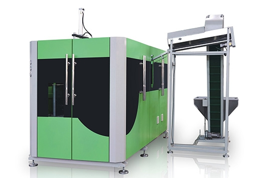 HZ-4500S FULLY AUTOMATIC BLOW MOULDING MACHINE