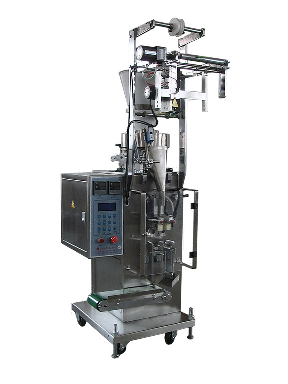 DXDK80C automatic granule packaigng machine for sugar tea salt