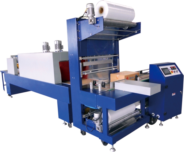 WD-150B full automatic shrink wrapping machine