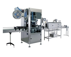 WD-S250 type automatic labeling machine