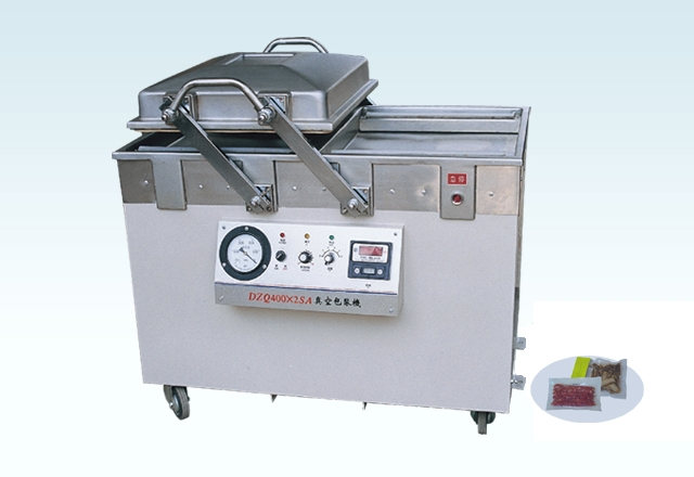 Double-Chamber VACUUM(Gas Filling)Packer