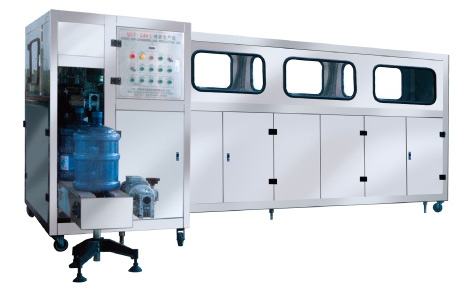 QGF-240 Barreled Production Line