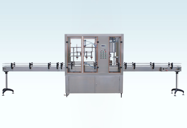 DFC-5L Automatic 5L Bottlf filling And Capping Machine