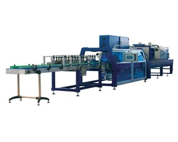 WD-450A high-speed automatic shrink packaging machine