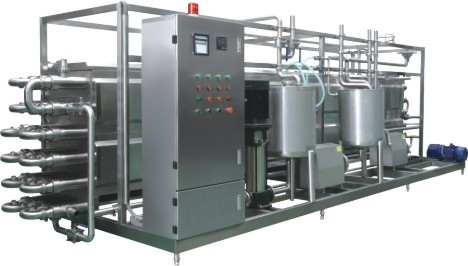 Tube U.H.T Sterilizer