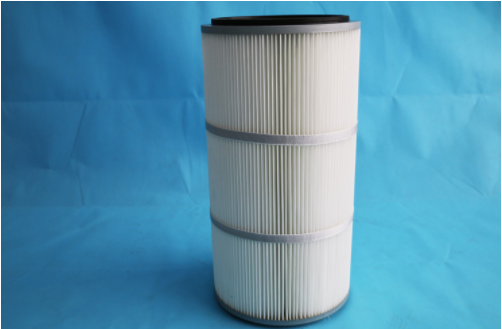 Polyester filter cartridge for Dust Collector