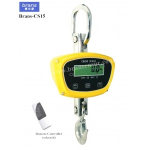 Brans 500kg, 1000kg, 1500kg, 2000kg Digital Crane Scales Hanging Scales Luggage Scales Weighing Scales
