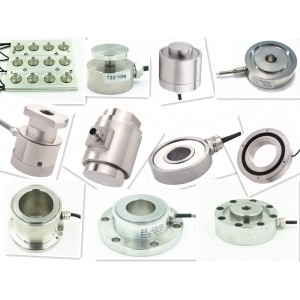 Customized Load Button And Thru-Hole Load Cells