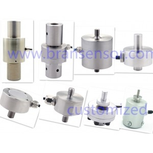 Customized In-line Load Cells With Tension and Tension/Compression Application