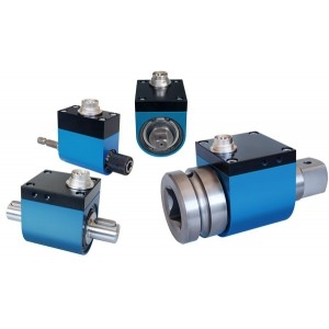 Mini Capacity Rotary Torque Sensor - shaft to shaft with Encoder