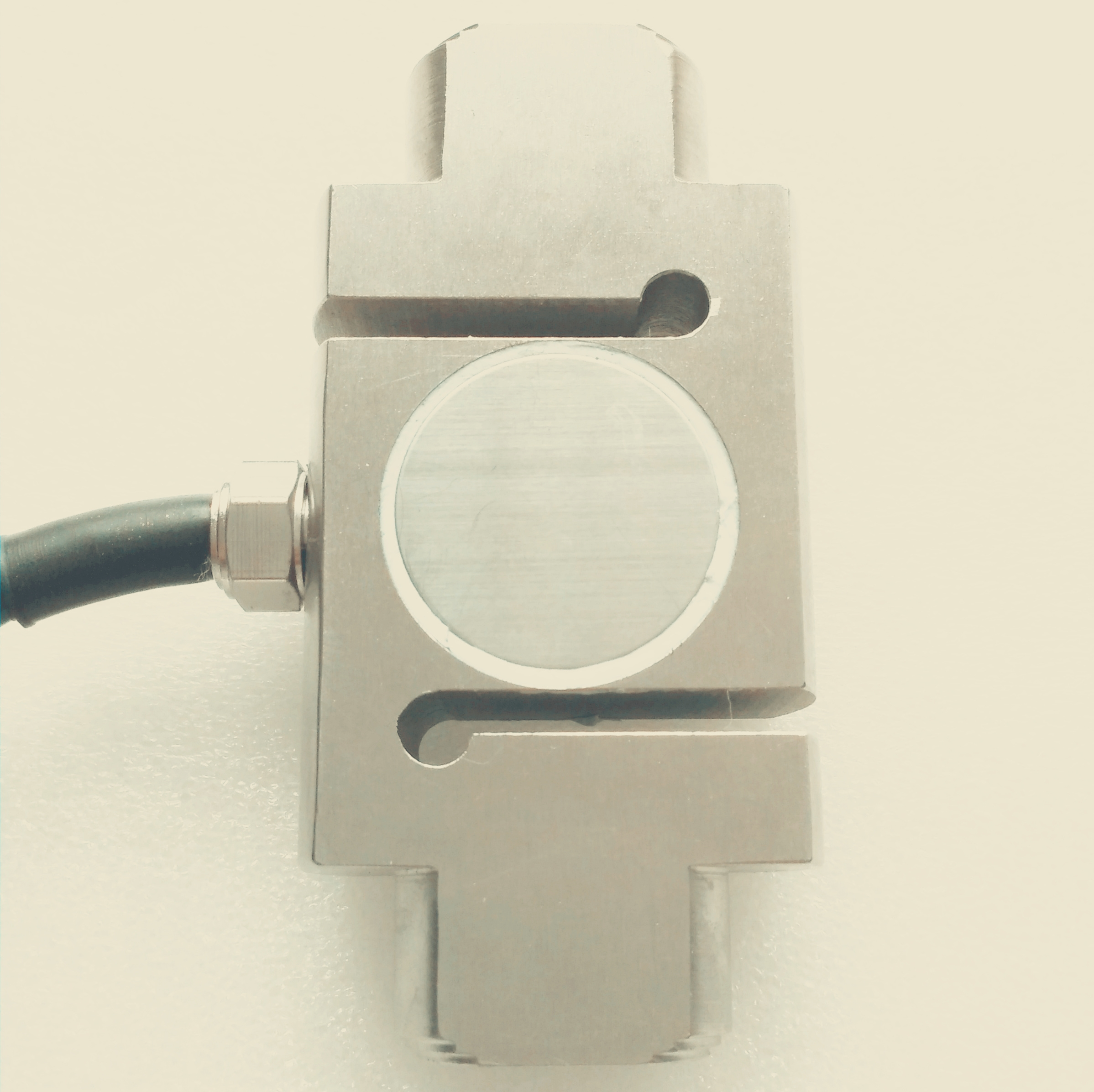 S Type Tension Load Cell with threaded holes