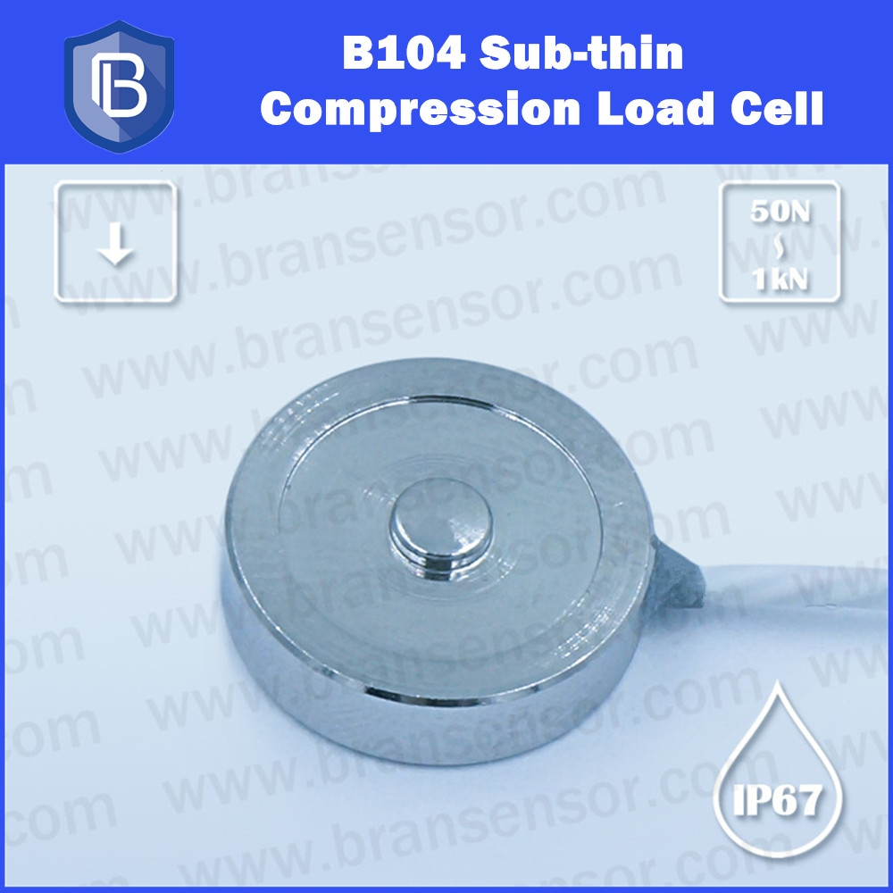 50,100,200,500,1000N Micro Thin Load Cells