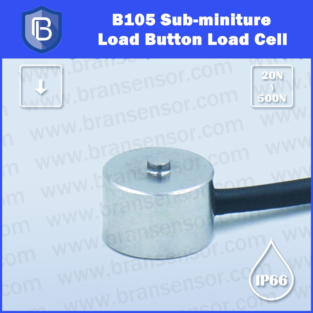 20N,50N,100N,200N, 500N Micro Thin Force Sensor