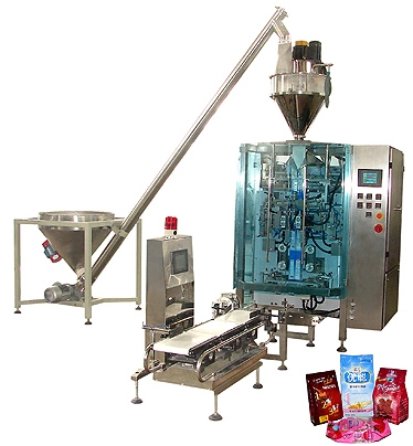 MPP320 Automatic Milk Powder Packing Machine