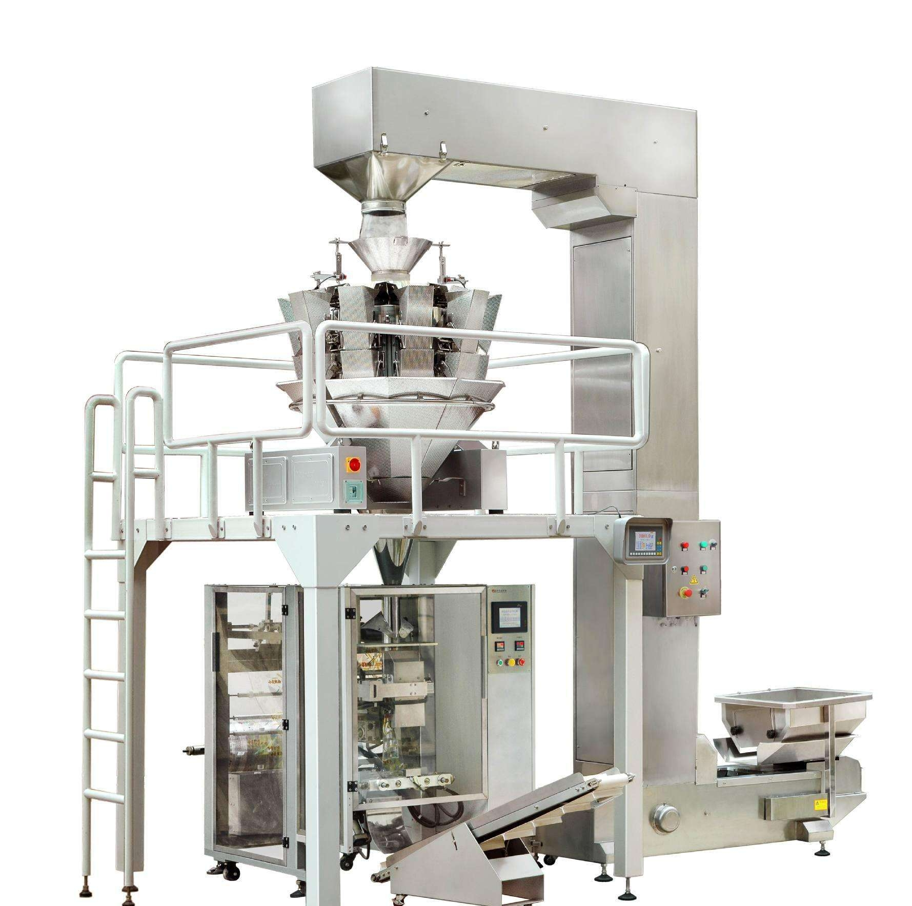 SFP200 Automatic Snacks Food Packing Machine