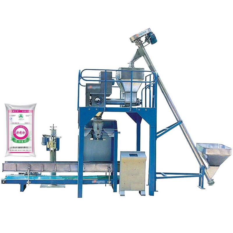 SAP100 Semi Automatic Powder Packing Machine