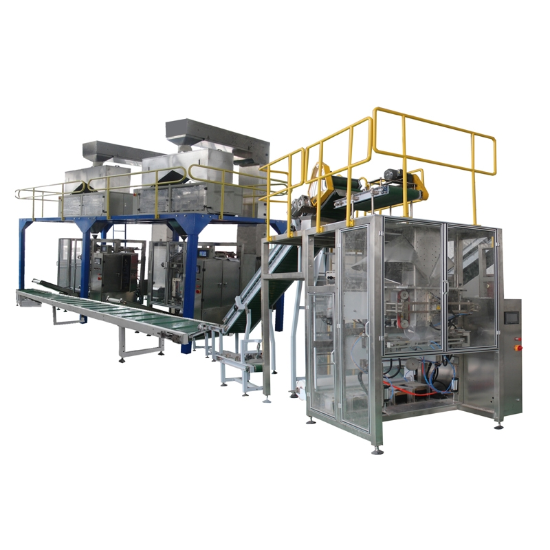 Full Automatic Bag In Bag Packing Line