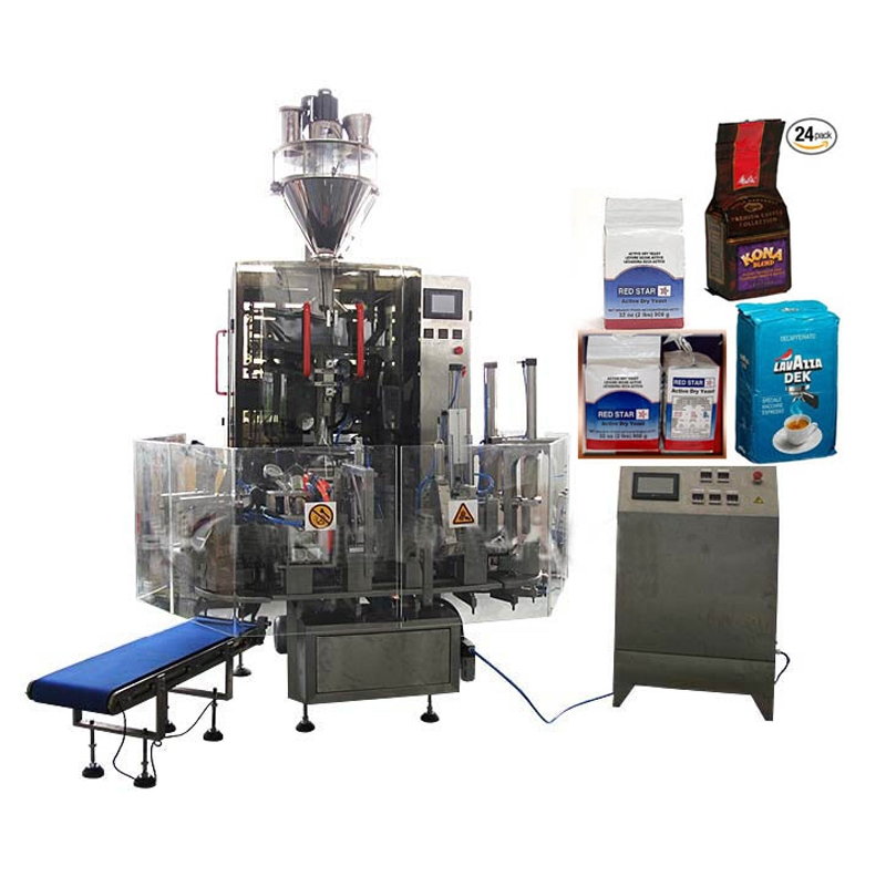 PP270V Automatic Coffee Powder Vacuum Packing Machine