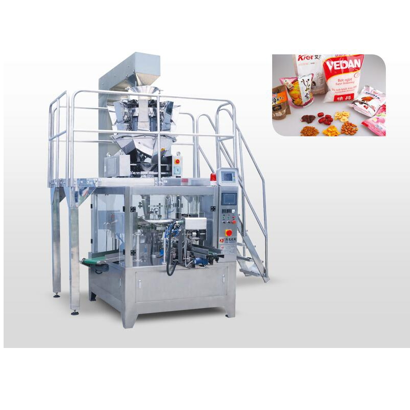 GDS300 Automatic Premade Pouch Packing Machine For Granule