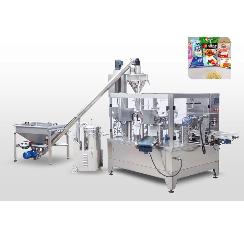 GDS200 Automatic Premade Pouch Packing Machine For Powder
