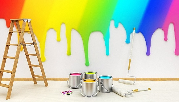 Precautions for paint construction in winter