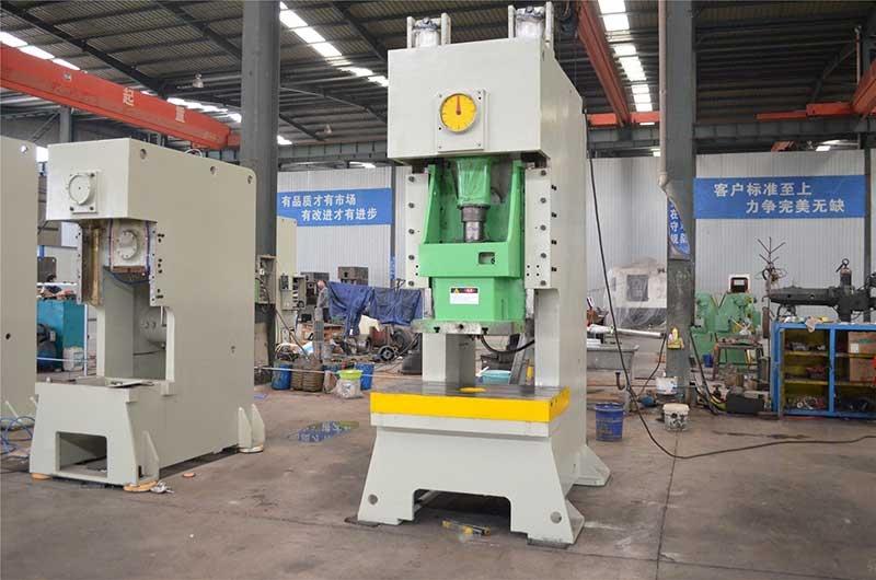 Power Press Machine Manufacturer China Machines of Imported