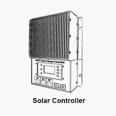 solar controller for PV