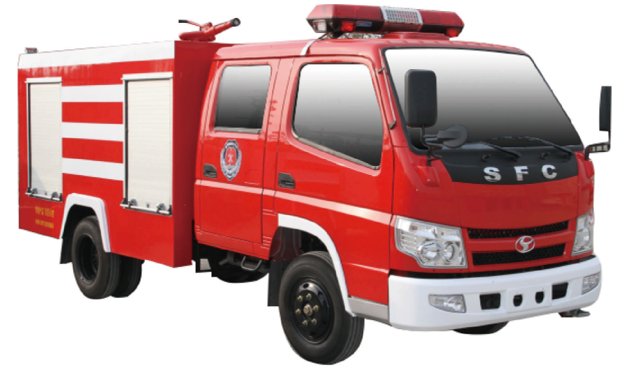 Shifeng Fire Truck