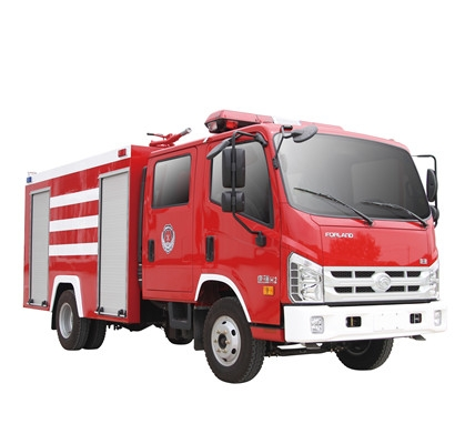 Foton Water tank foam Fire Truck
