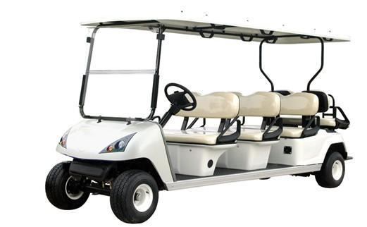 8 seats golf cart