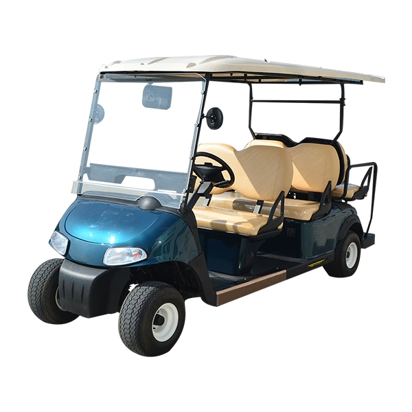6 seats golf cart