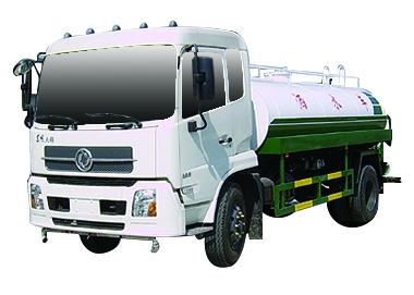 The features of Street sprinkler truck
