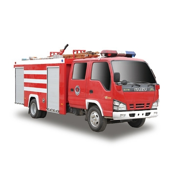 ISUZU 3 Tons Fire fighting truck