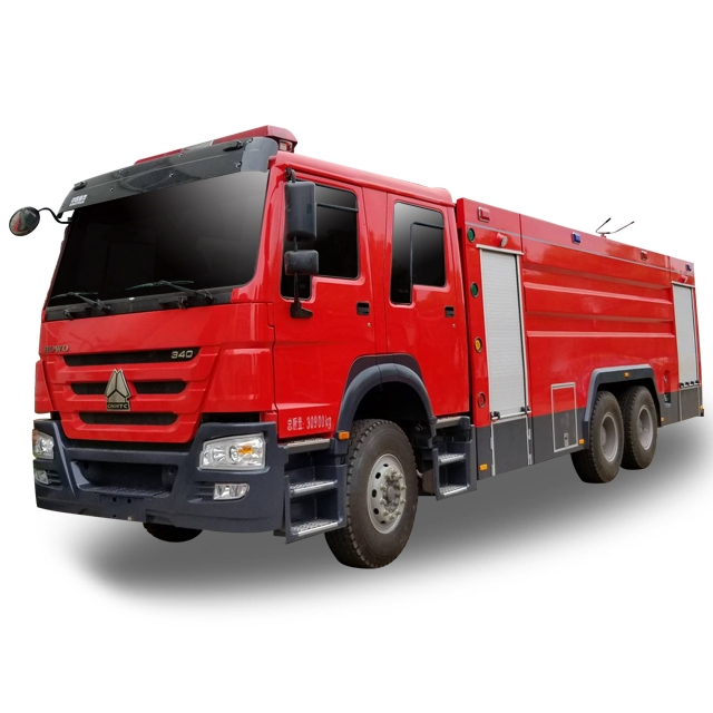 HOWO 16TONS FIRE FIGHTING  TRUCK