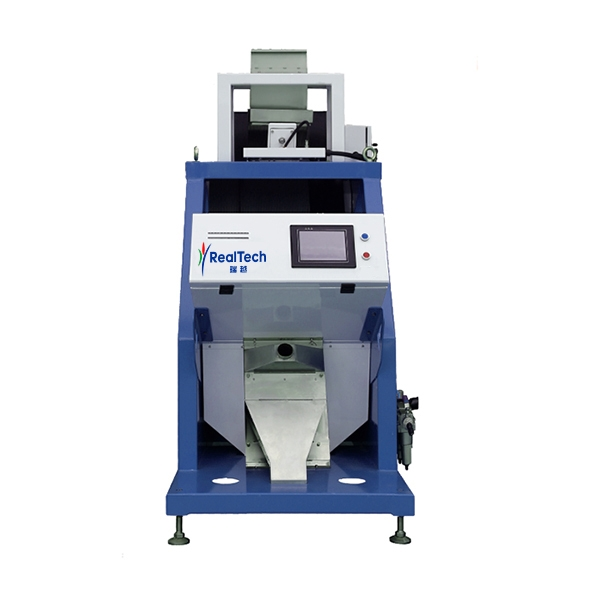Intelligent CCD rice color sorter