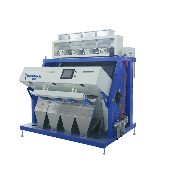 peanuts color sorting machine