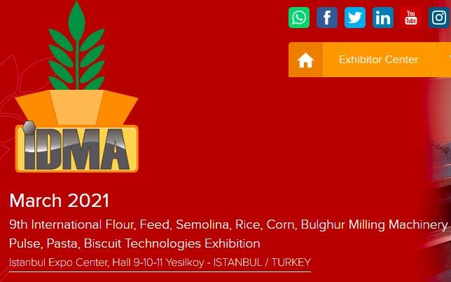 REALTECH attend in Turkey Milling Machinery Technologies Exhibition