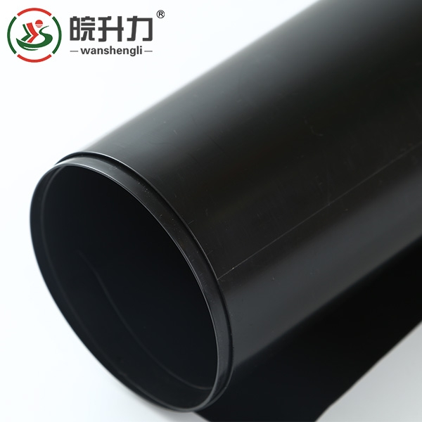 0.25mm Smooth HDPE Geomembrane