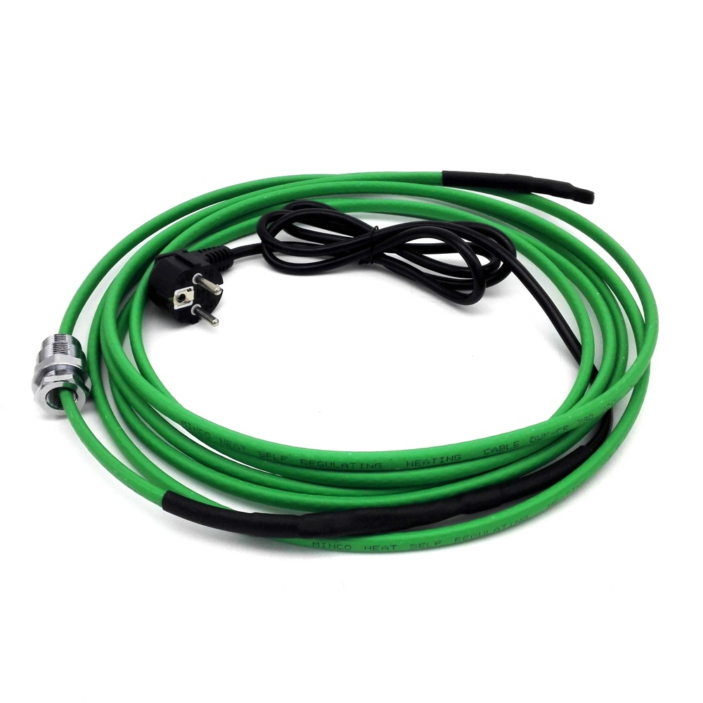 220V Heating Cable for Installation Inside the Water Pipelines Entering Pipe