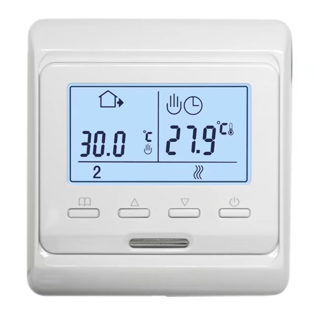 TS716 underfloor heating thermostat