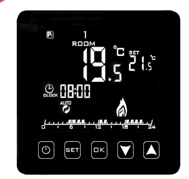 TT03  WIFI thermostat